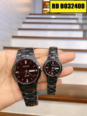Đồng hồ cặp đôi Rado RD Đ032400