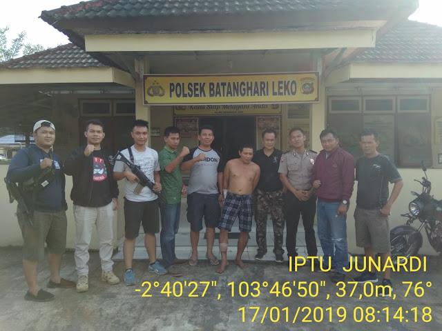 Coba Kabur dan Melawan, DPO Pencurian Hewan Ternak di Dor Kakinya