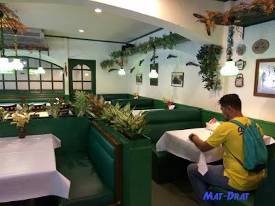 Restoran Homes Cuisine Bangkok Halal Food