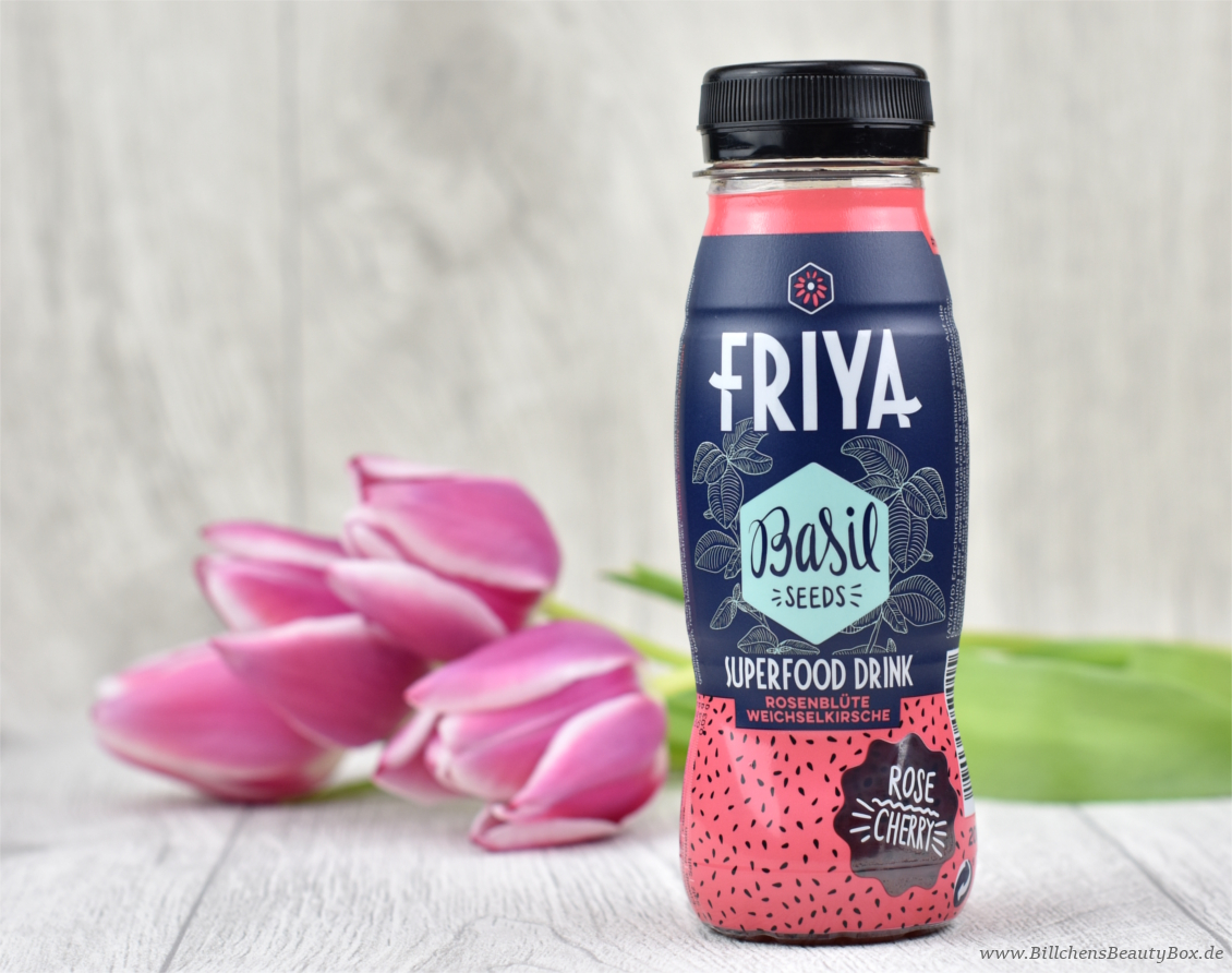 fem.box - Januar 2017 - Friya Superfood Drink