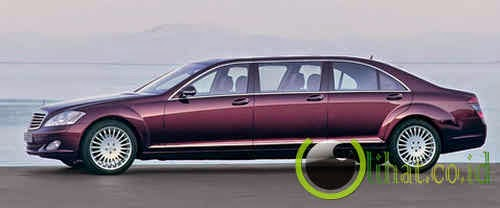 Mercedes Benz S Class Limousine