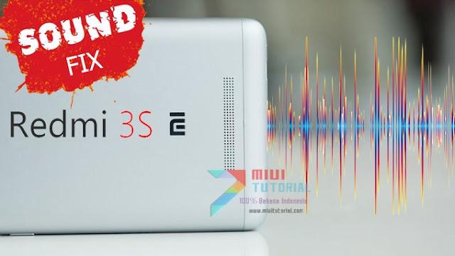 Bermasalah dengan Hasil Sound Record Xiaomi Redmi 3s/x/Prime? Coba Tutorial Cara Memperbaikinya Berikut Ini