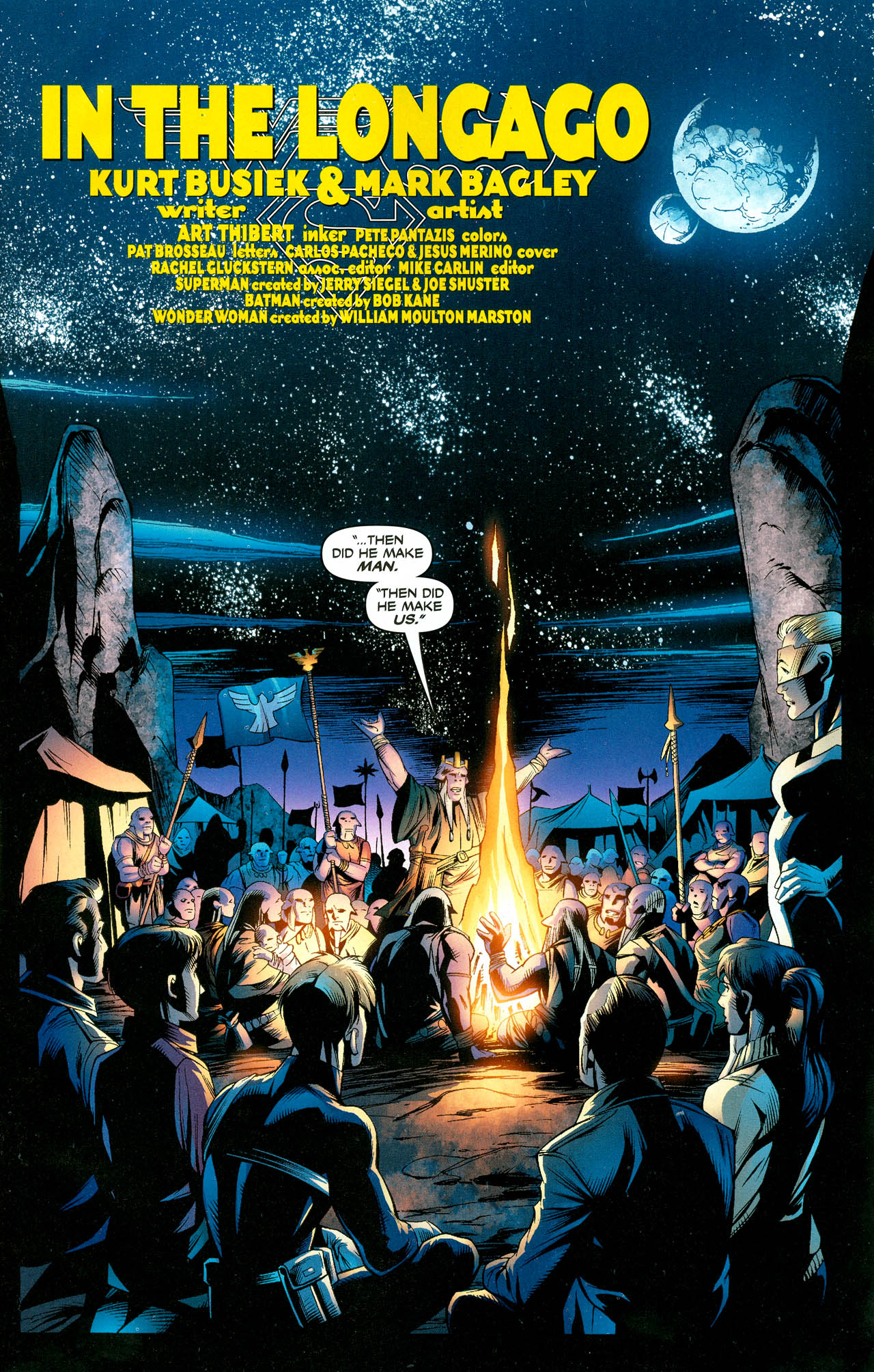 Read online Trinity (2008) comic -  Issue #30 - 5