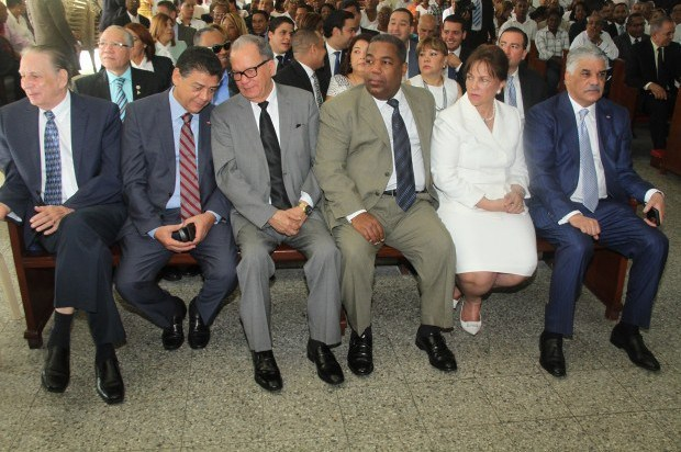 Conmemoran 56 aniversario de la llegada del PRD al país
