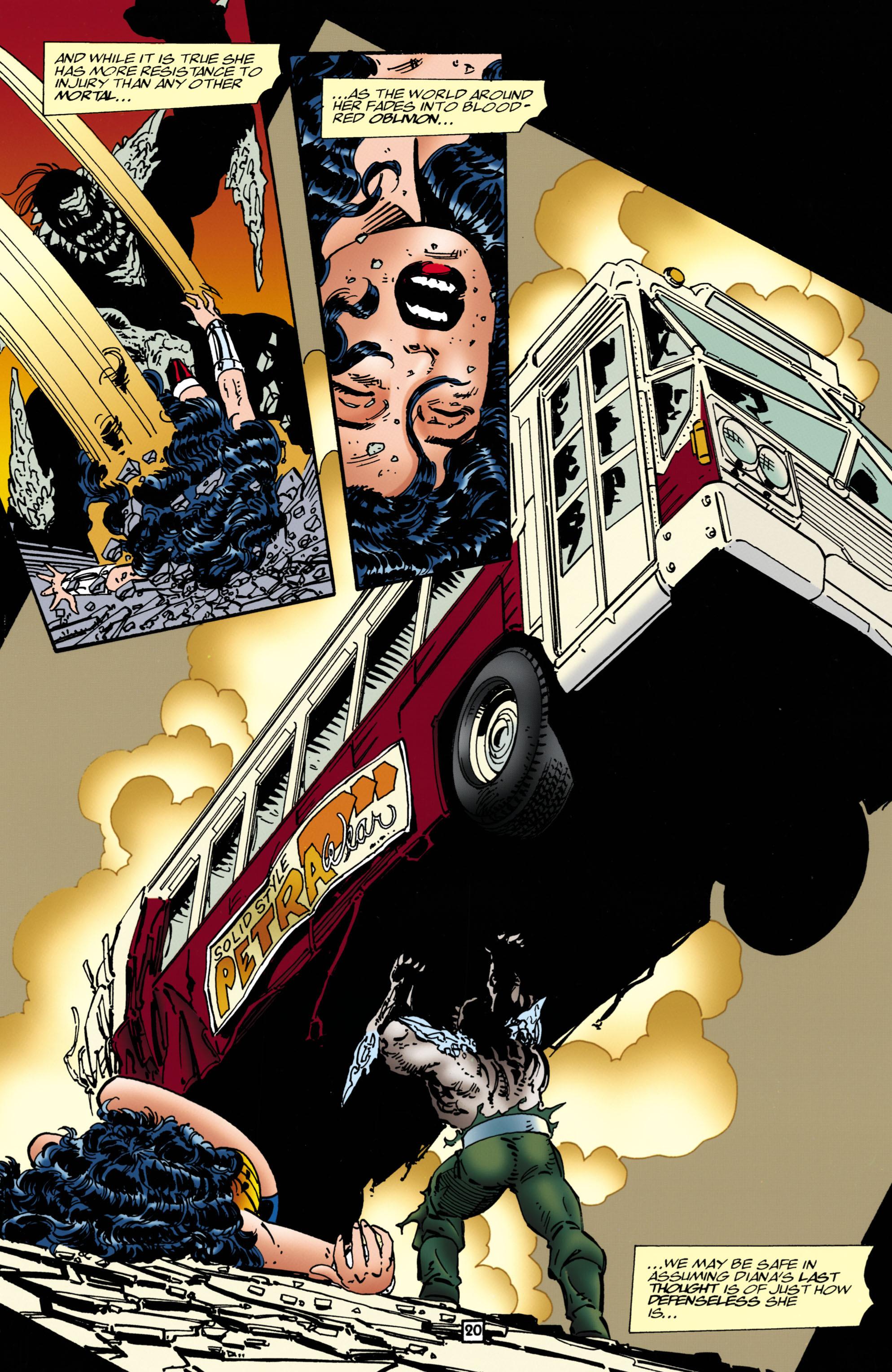 Read online Wonder Woman (1987) comic -  Issue #111 - 20