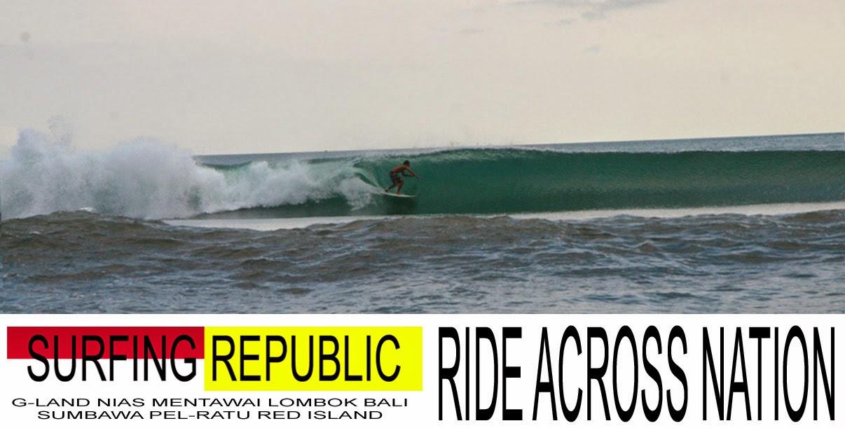 Surfing lesson jakarta
