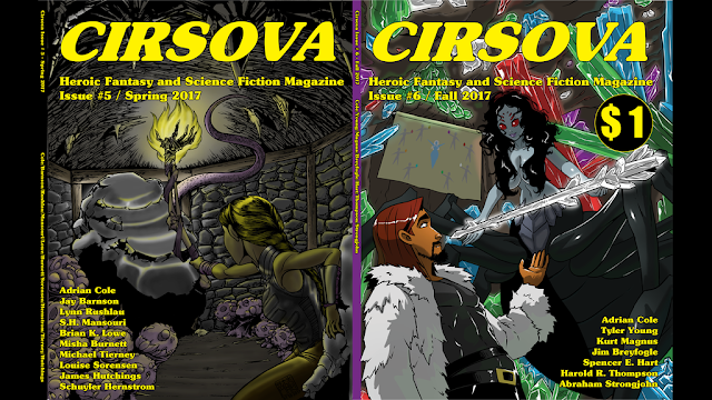 https://www.kickstarter.com/projects/1161542777/cirsova-2017-s-5-and-6-lovecraft-swords-and-space