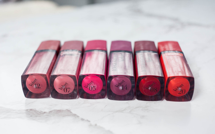 Beauty: Rouge Edition Velvet review and swatches