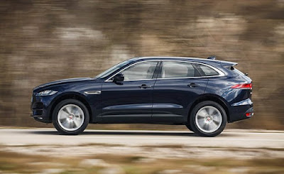 Jaguar F-Pace 2018 Review, Specs, Price