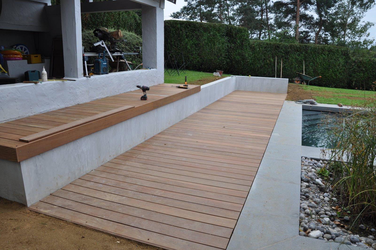 baln aris baignades naturelles bioteich plage de bois et muret en mortex. Black Bedroom Furniture Sets. Home Design Ideas
