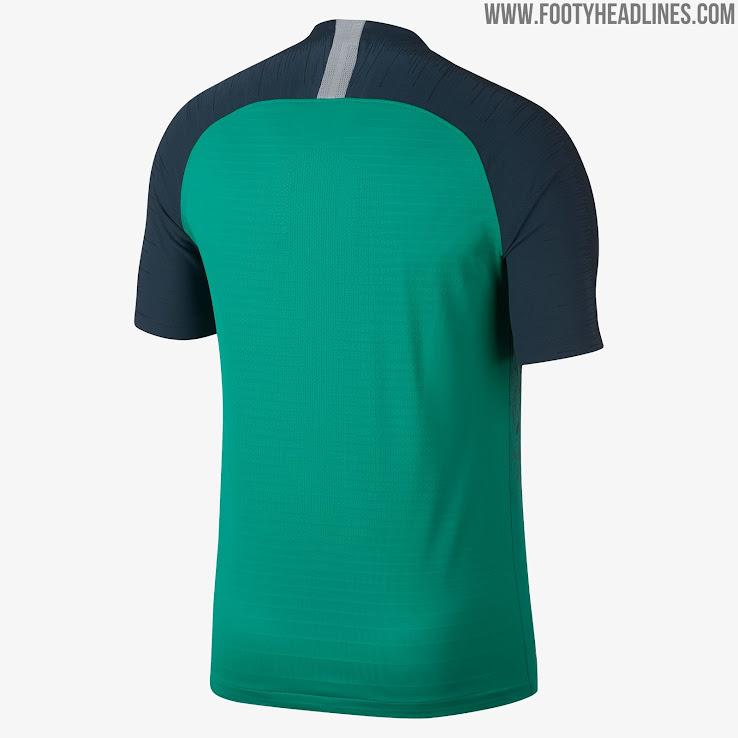 Tottenham Hotspur 18 19 Third Kit Released Footy Headlines