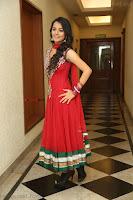 Mahima in super cute Red Sleeveless ~  Exclusive 57.JPG