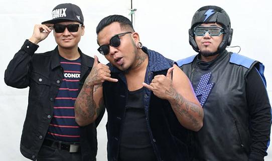 Lirik Lagu Salam Indonesia - Endank Soekamti