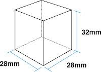 dimensi es IM-45CA