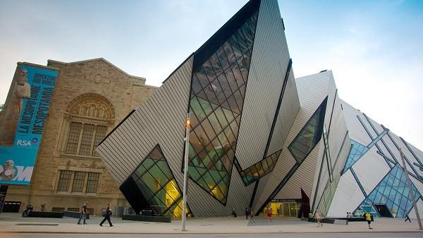 Vé Máy Bay Đi Hàn Quốc: Bảo tàng hoàng gia Ontario ở Canada