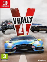 V%2BRALLY4 - V-Rally 4 Switch XCI NSP
