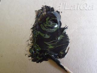 lem epoxy dicampur