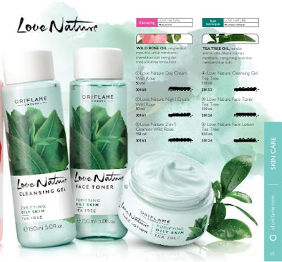 Love Nature Tea Tree