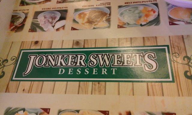 Jonker Sweets Dessert