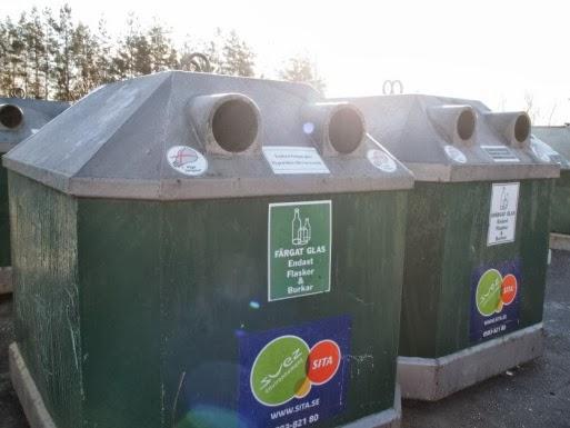 垃圾變能源不再是夢想 談資源回收如何深入瑞典民眾的生活   臺灣環境資訊協會-環境資訊中心