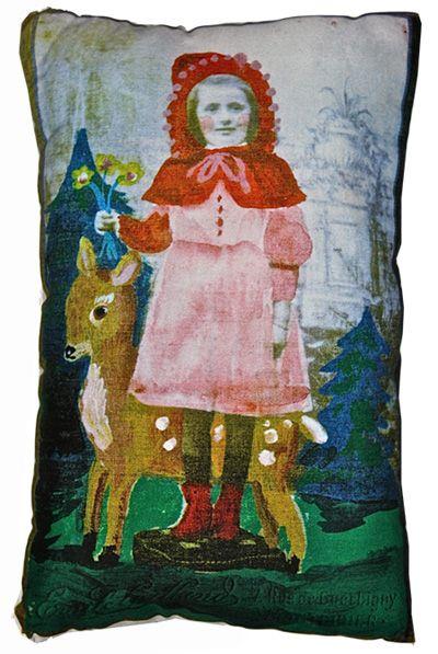 Art pillow, art cushion