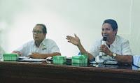 Perkuat Fungsi Kecamatan, Bappeda Helat RAKOR