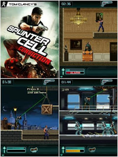 Splinter Cell Conviction game ponsel Java jar