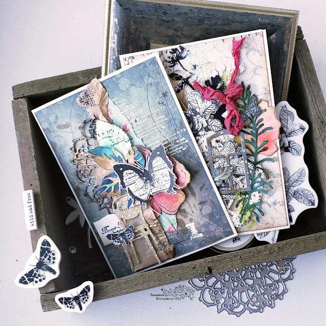 @nastyalena #cardmaking #mimicut