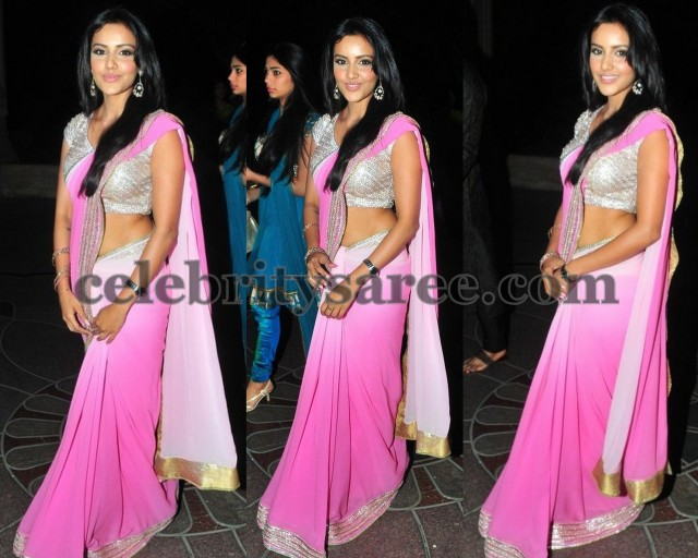 Priya Anand in Trendy Saree