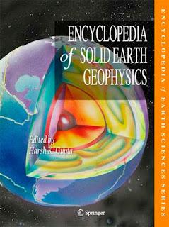 Encyclopedia of solid earth geophysics - geolibrospdf
