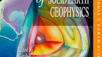 Encyclopedia of solid earth geophysics