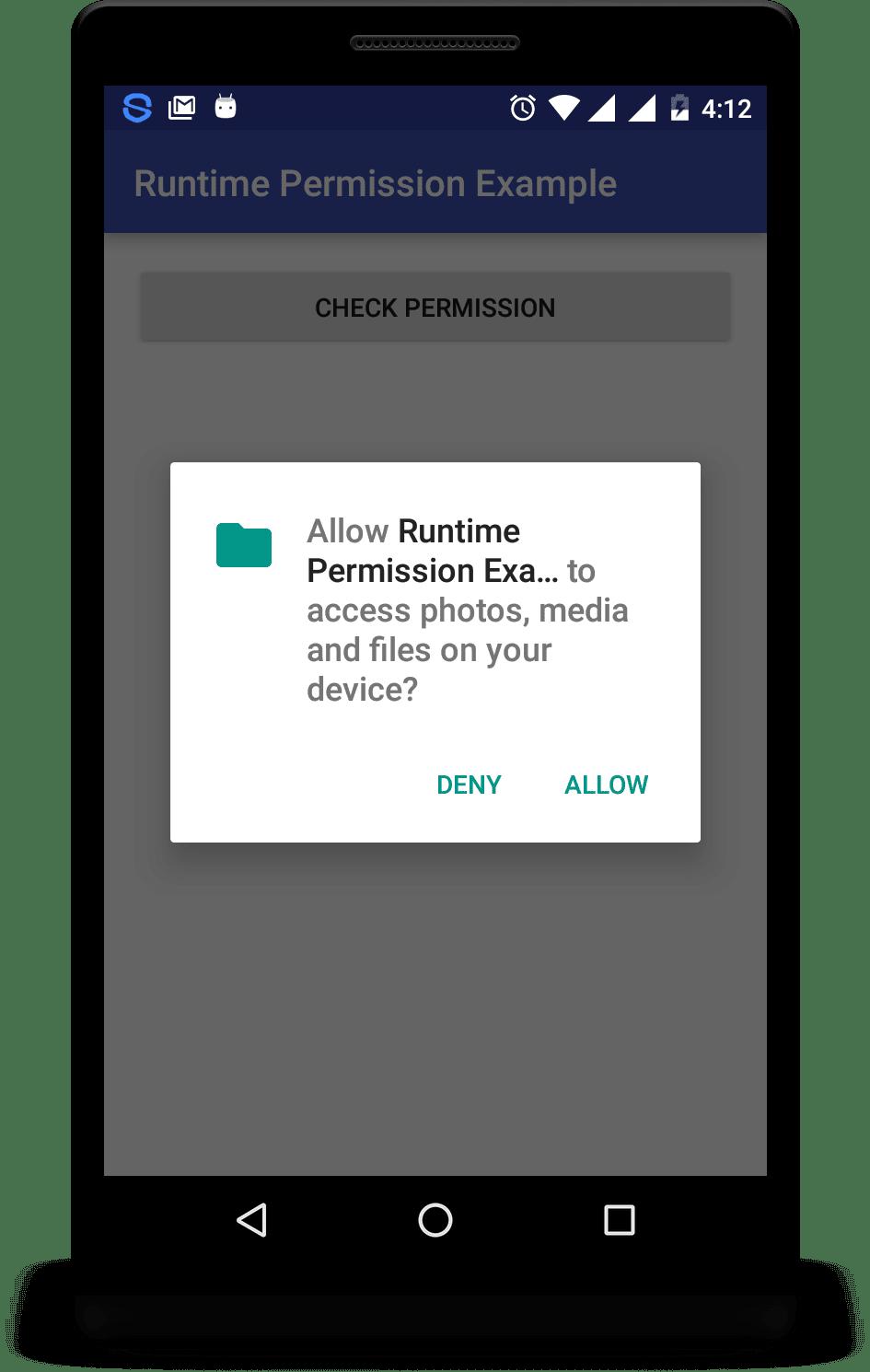 Android Permission Write_External_Storage android write_external_storage permission
