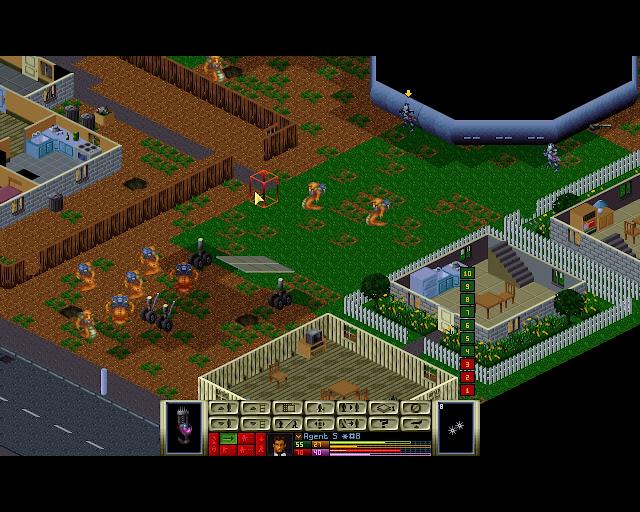 Open X-Com X-Files Snakeman