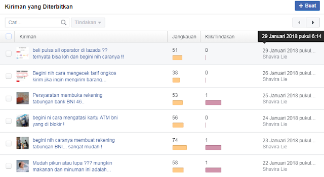 Cara Cepat Menghapus Semua Postingan di Facebook Fanpage