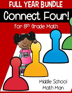 https://www.teacherspayteachers.com/Product/Connect-Four-Full-Year-Bundle-8th-Grade-Math-2744267