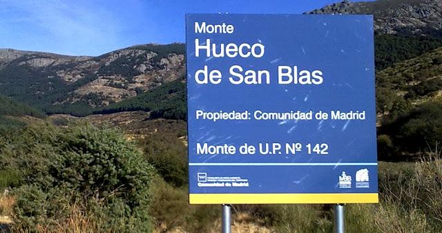 MTB Hueco de San Blas - Alfonsoyamigos