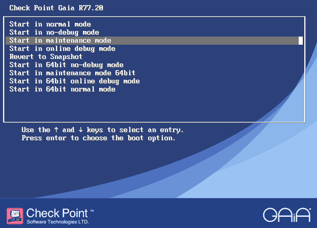Cyber Security Memo: How to uninstall a CheckPoint Hotfix after a