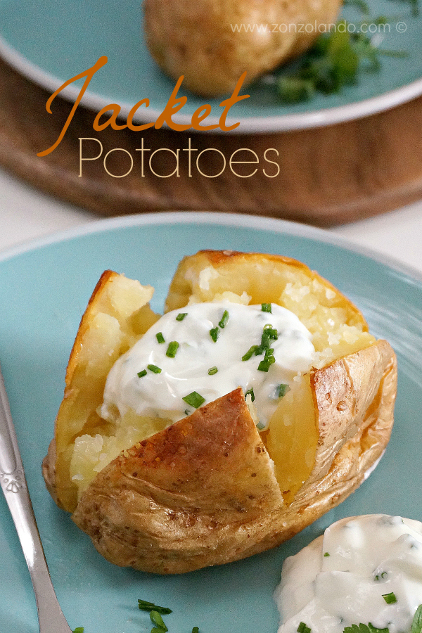 Come preparare le Jacket potatoes fatte in casa ricetta perfetta inglese patate ripiene perfect recipe