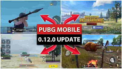 Whats New In pubg mobile 0.12 beta Update.jpg