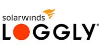 Solarwinds loggly logo
