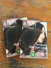 Glam Works Permanent Hair Dye + Routine