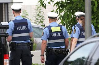 Столкновения в Дуйсбурге