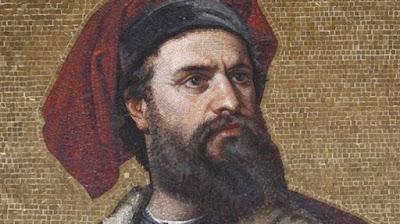 Biografi Marco Polo     Marco Polo lahir 15 September 1254 di Venesia, Italia, dia merupakan seorang penjelajah dan pedagang berkebangsaan Eropa yang memiliki kisah petualangan yang mengesankan. Kisah petualangan Marco Polobegitu terkenal karena gambaran Marco Polo akan tempat-tempat yang ia singgahi begitu memikat. Marco Polo memulai perjalanannya ketika ia berusia 17 tahun. Ketika itu ia melakukan perjalanan bersama dengan ayahnya, Niccolo dan pamannya, Maffeo. Mereka merupakan orang barat pertama yang melakukan perjalanan ke Jalur Sutera ke Cina dan mengunjungiKublai Khan. Marco Polo kemudian mencatat perjalanannya dalam sebuah buku Il Milione.  Buku Il Milione, Buku inilah yang mencuatkan namanya. Dari Venesia, Marco polo melanjutkan perjalanannya ke Irak, Iran, Afghanistan, menyusuri Jalur Sutera ke China, dan kembali ke Venesia melalui Indonesia, Sri Lanka, dan India. Semua tempat yang ia kunjungi berikut masyarakat dan budayanya diabadikan oleh Marco Polo.  Berkat perjalanannya itu, maka terbukalah rute dagang antara Eropa ke Asia yang sebelumnya pada masa itu masih dianggap berbahaya dan uncharted, alias belum terpetakan. Berkat Marco Polo pula, kerajaan-kerajaan di Eropa mendapat informasi detil yang sangat berharga mengenai Asia. Salah satu pencapaian Marco Polo adalah ketika dia berhasil diterima dengan baik oleh Kubilai Khan di