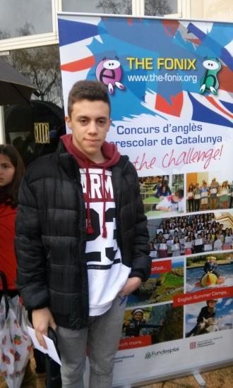 Concurs anglès  FONIX 2016