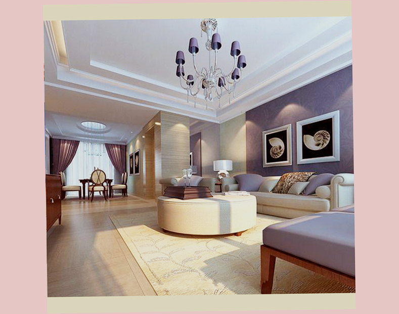 Popular Paint Colors for Living room 2016 - Ellecrafts