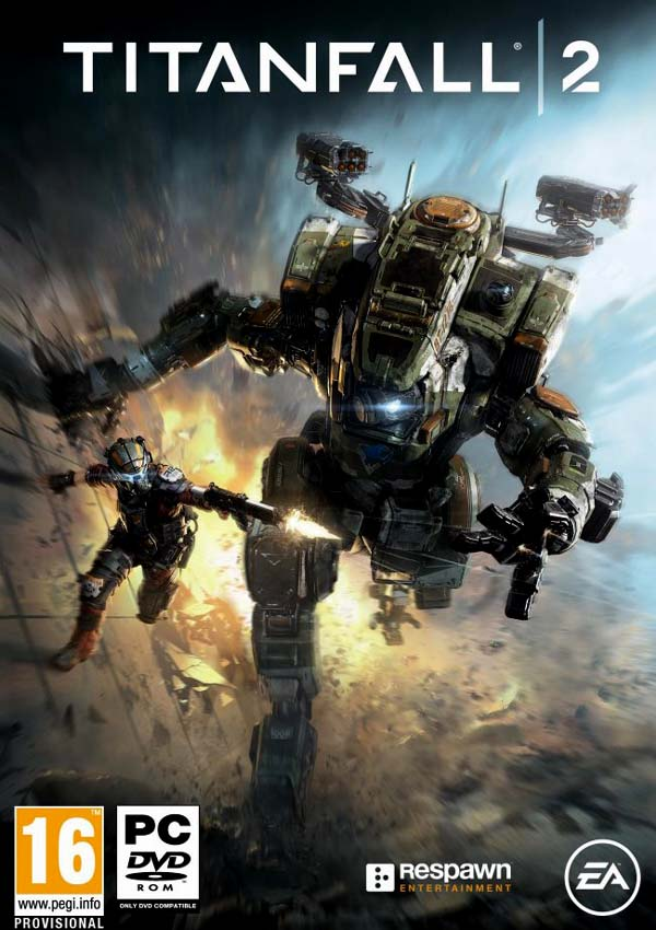 Titanfall 2 Download Cover Free Game