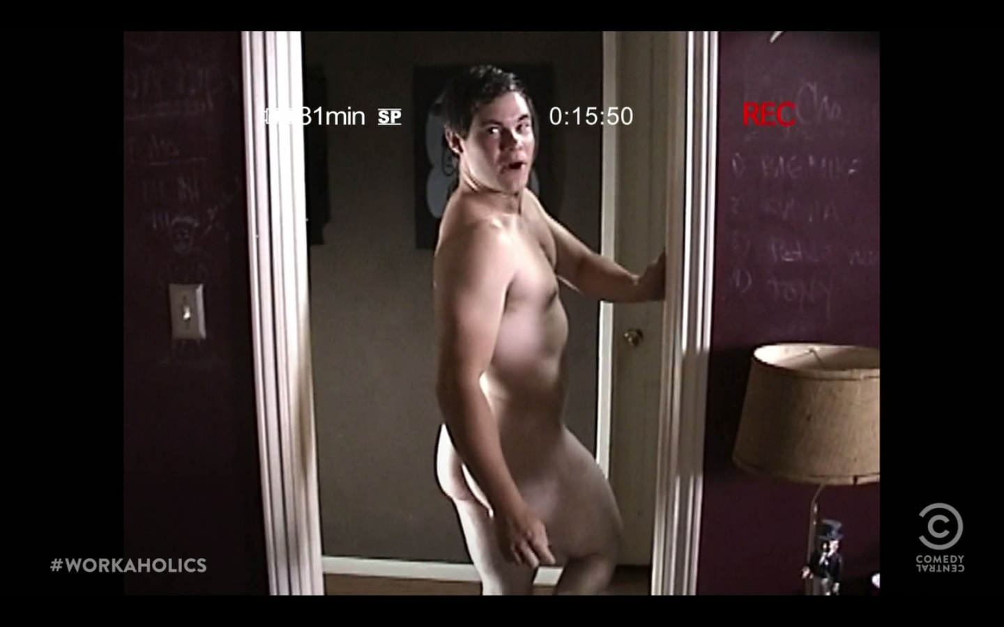 Adam devine naked in 039game over man039 9