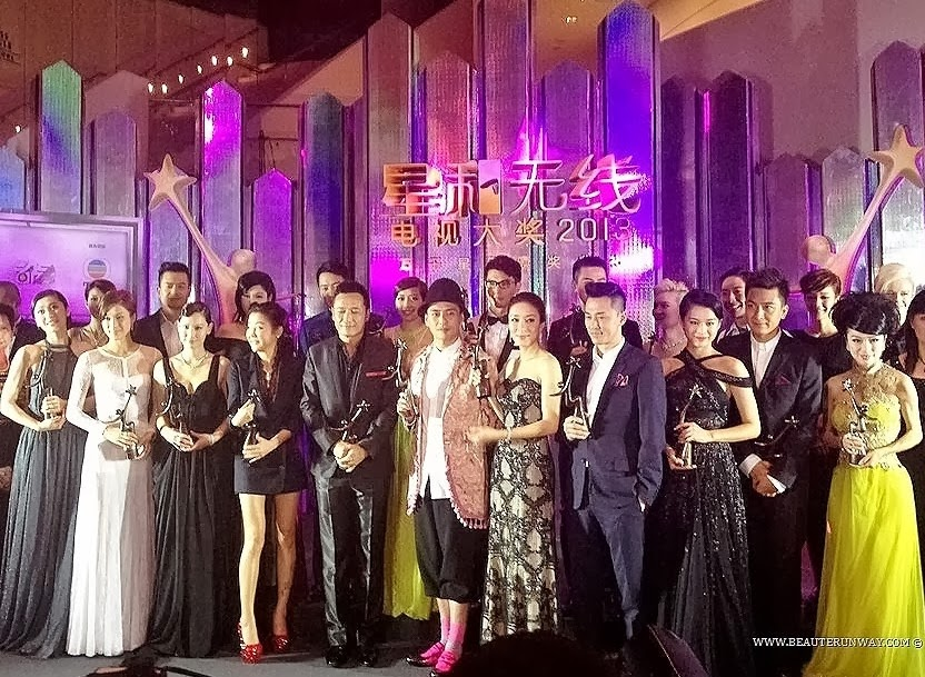 STARHUB TVB AWARDS 2013 TRIUMIPHS IN THE SKY