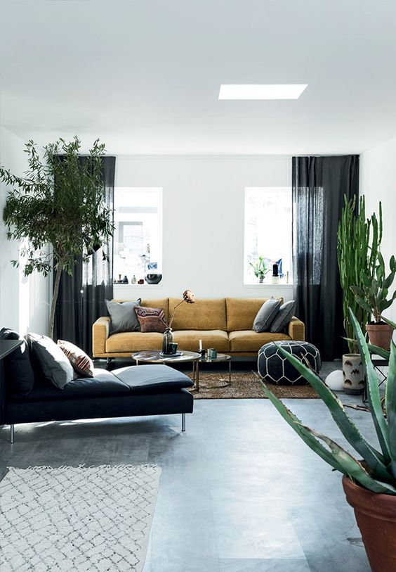 blog deco - rideaux pour fenêtres atypiques