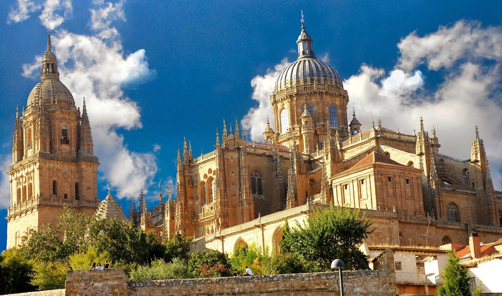 Tourism, Salamanca